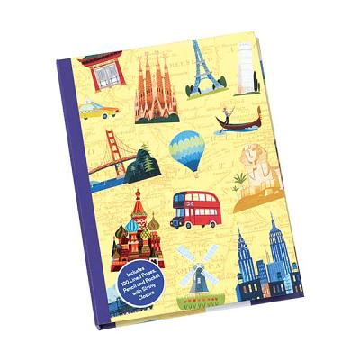 All Around the World Deluxe Journal By Christoph, Jamey (ILT)